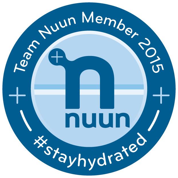 2015 Team Nuun Ambassador