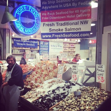Seattle Famous Market