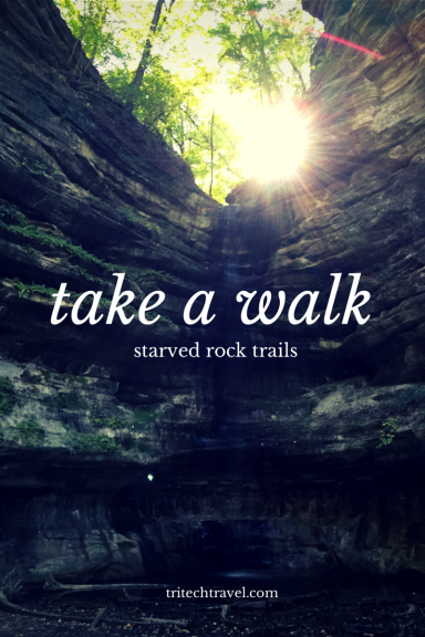 Starved Rock in Fall