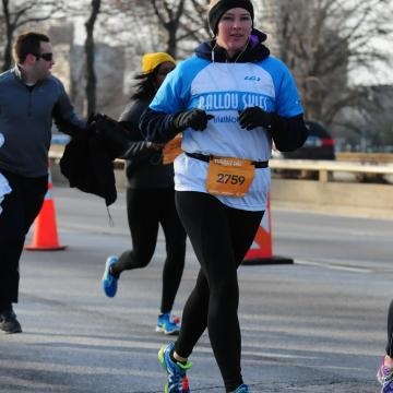 Turkey Trot Chicago 8K Ballou Skies