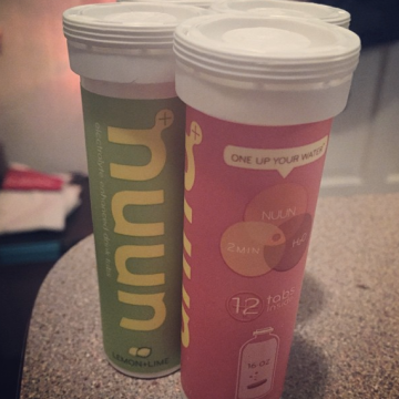 Nuun Finally came!