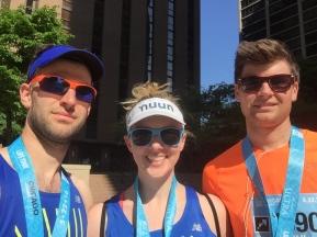 Half marathon race