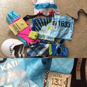 Half marathon race necessities