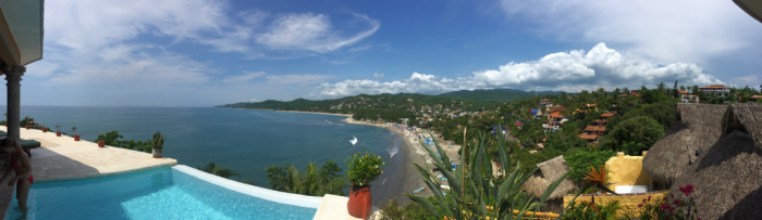 Gran Villa Villa Amor view