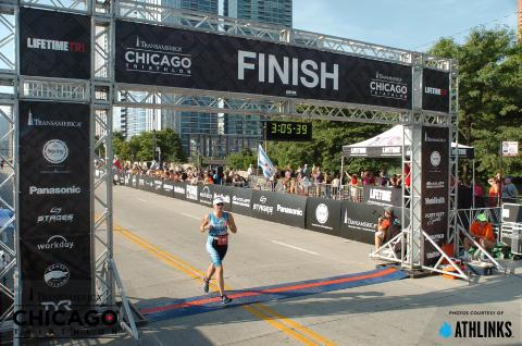 2016 Chicago Triathlon